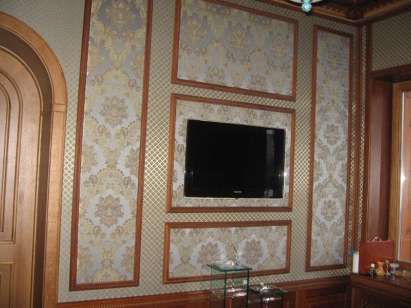 ТВ в кабинете